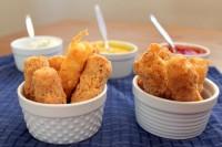 Homemade Gluten-Free Mozzarella Sticks made with almond flour (GAPS and SCD legal)