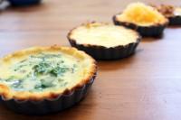 Keto GAPS and Gluten-Free Quiche- 4 ways