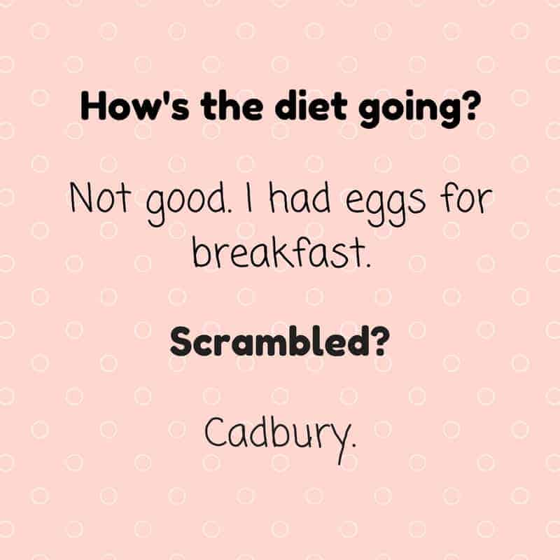 The Cadbury Creme Egg Diet