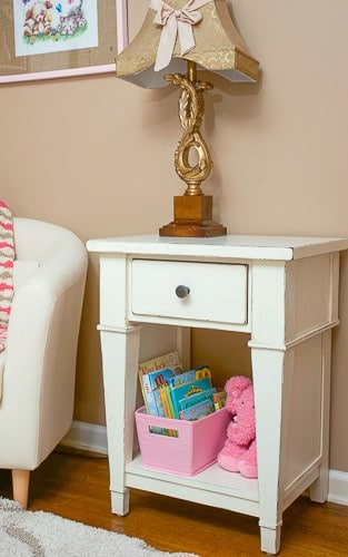 Here are some great ideas to help keep your kid's room, or nursery, organized.