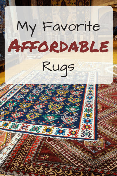 Do you find rugs difficult to shop for? They are not cheap. But they can really make or break a room. Here are some amazingly gorgeous, and affordable rugs.