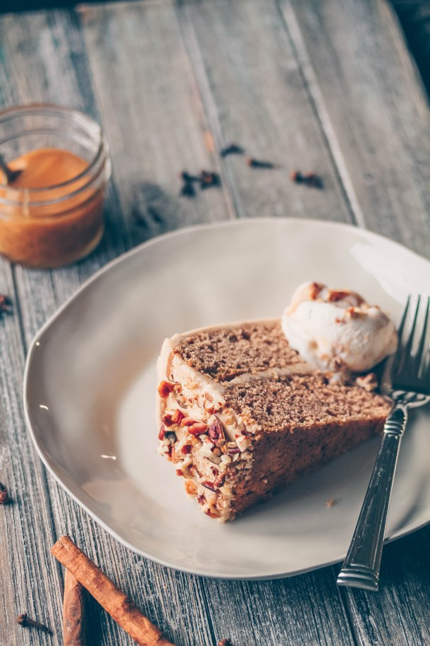 Gingerbread Spiced Cake