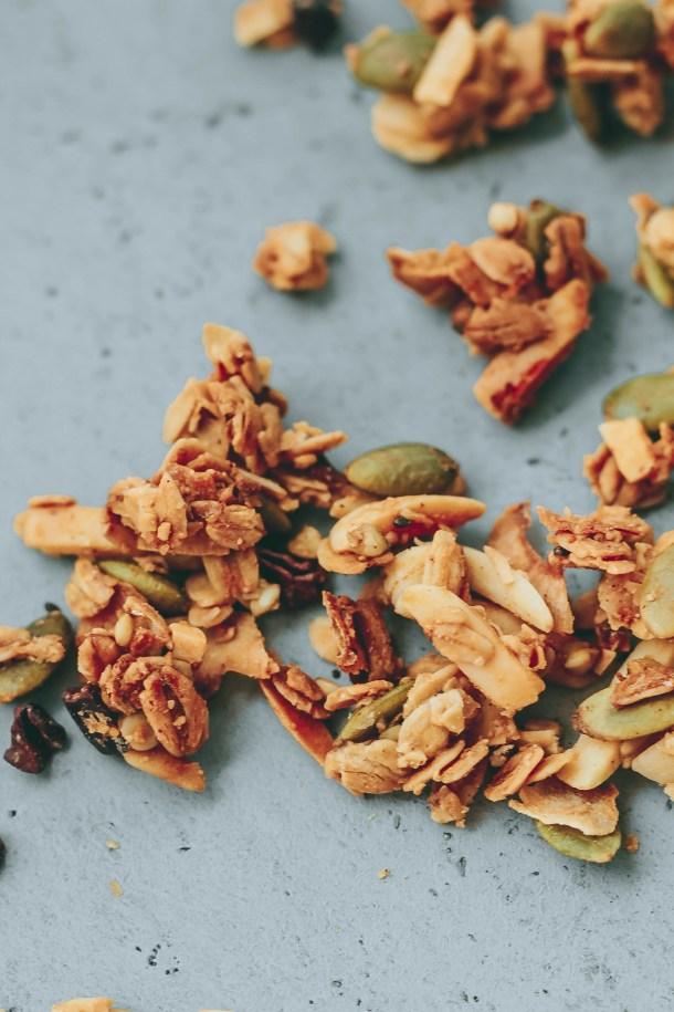 Ultra Crunchy & Chunky Granola