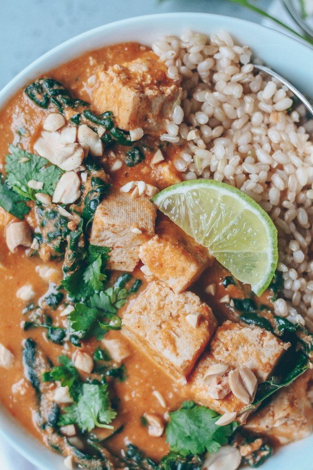 African Peanut Stew | Easy & Affordable