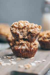 banana bread coffee cake muffins