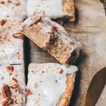 pecan banana bread cake