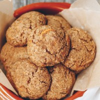 Cinnamon Sugar Sweet Potato Cookies