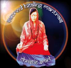 Sacred Healing Mantras CD