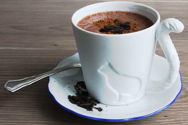 Süßer, schokoladiger und gesunder Kakao