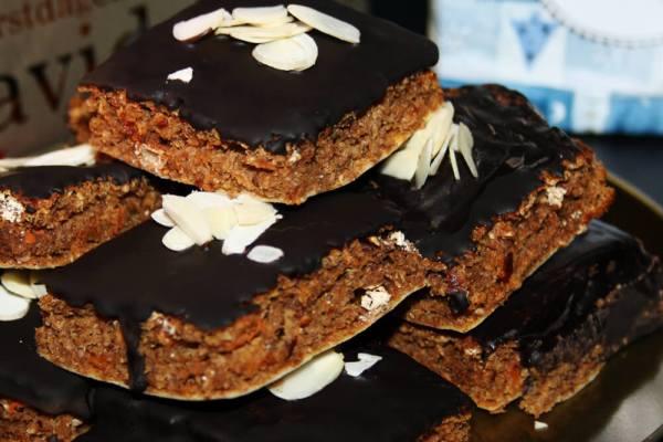 Saftige, kalorienarme Lebkuchen
