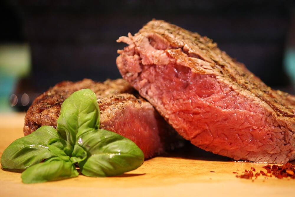 Steak perfekt braten - so gelingt es immer!