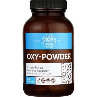 Oxy-powder 120caps vegan safe
