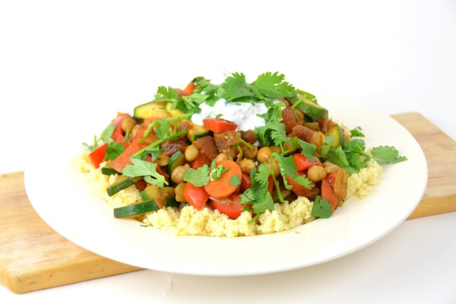 Vegetarische couscous