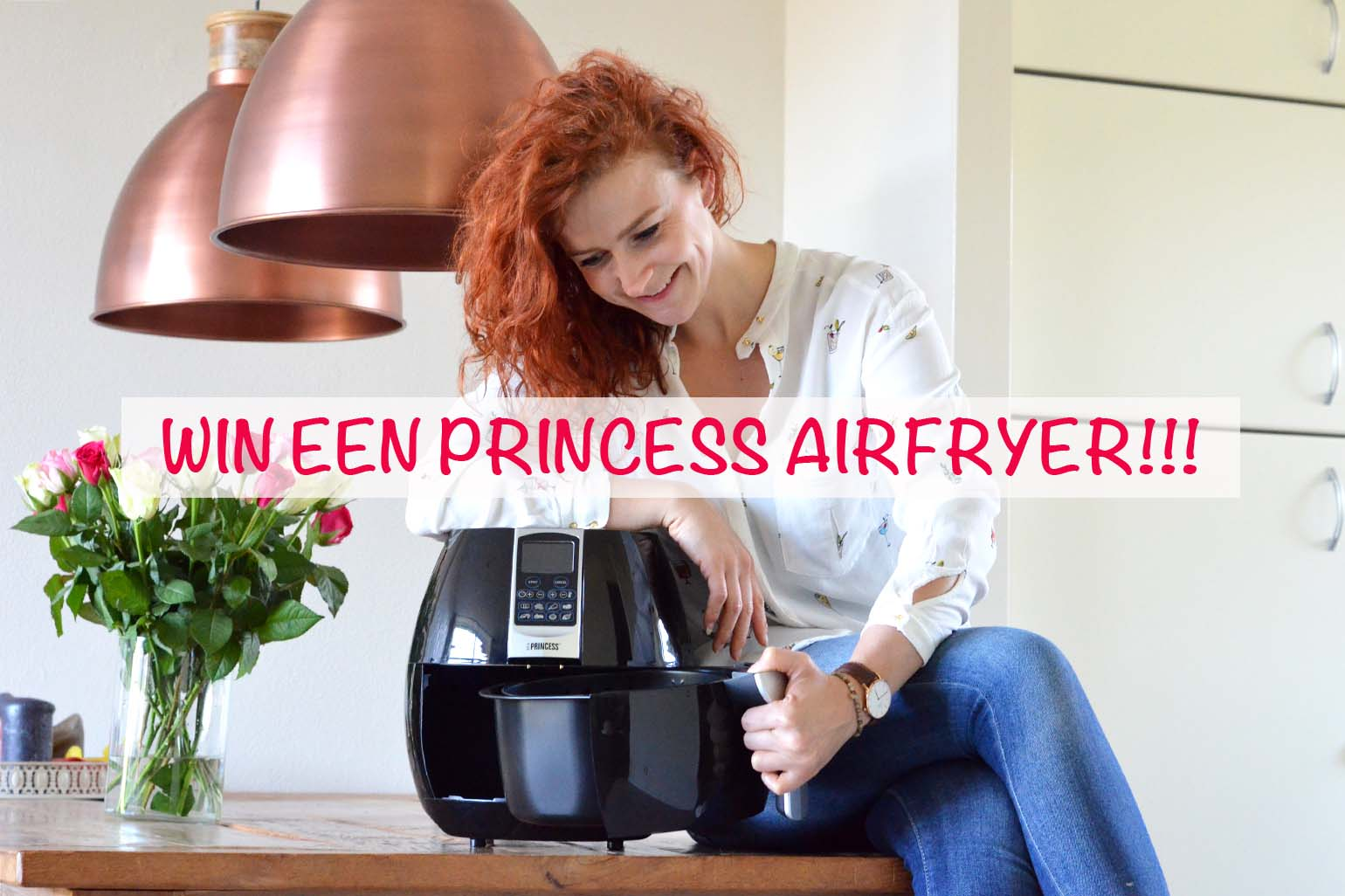 Princess airfryer review winactie