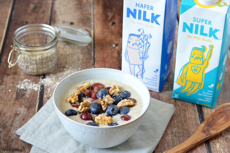 Nilk de plantaardige melk van MyMuesli