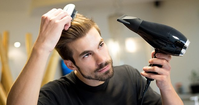 3 Steps On How To Get Good Hair For Guys