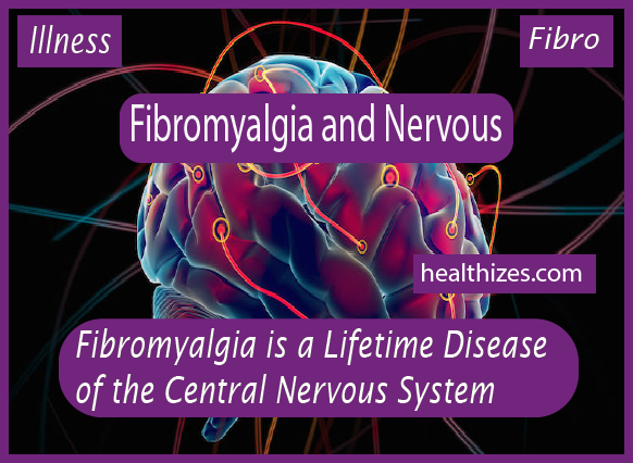 Fibromyalgia is Regarded to be a Lifetime Disease of the Central Nervous System.