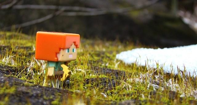 Fibromyalgia Minecraft a Virtual Playground