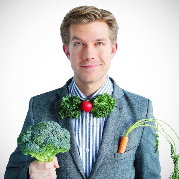 vegetarian influencers