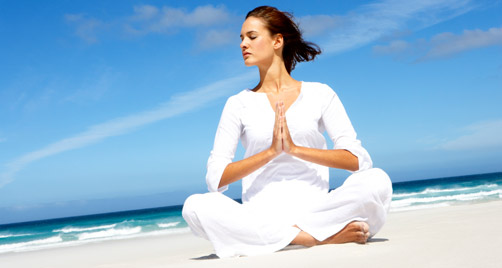benefits of meditation and yoga for man and woman