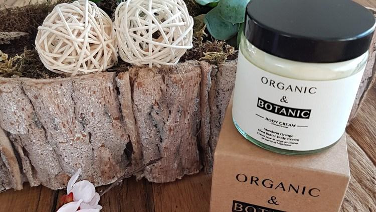 Mandarin orange Sheabutter organic Botanic Test Naturkosmetik Healthlove