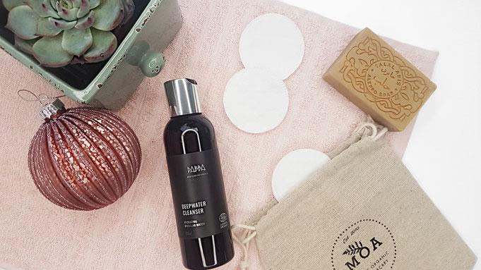 Gesichtsreinigung Tipps Naturkosmetik Dabba Cleanser healthlove