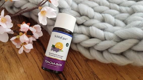 Taoasis Massageöl Vanille Orange Fairybox Naturkosmetik