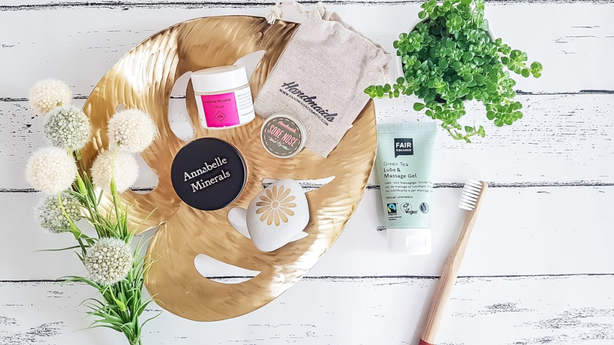Naturkosmetik Box: Fairybox Februar 2019