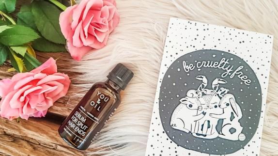 Haarserum You & Oil vegan Beauty Basket Healthlove