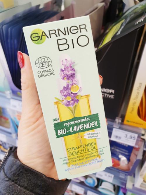 Garnier Bio Lavendel Naturkosmetik pflanzlich