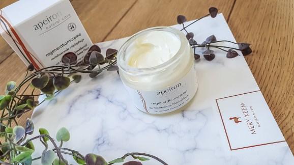 apeiron Nachtpflege regenerierend Hautpflege Fairybox Naturkosmetikbox