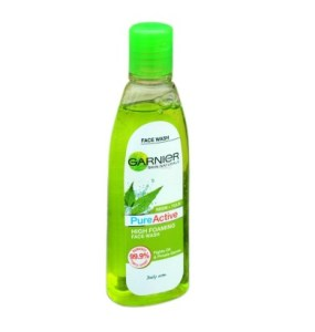Garnier Pure Active Neem and Tulsi Foaming Face Wash