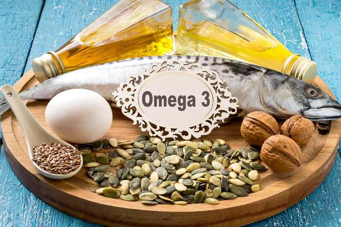 tighten loose skin after weight loss-omega 3