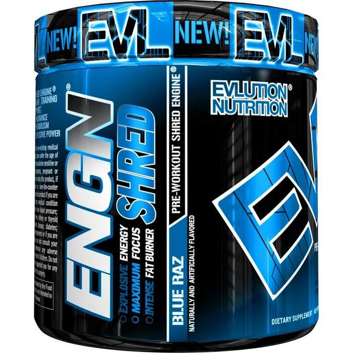 weight loss supplements-ENGN SHRED