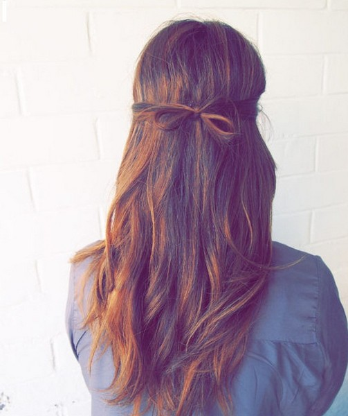 The Tidy Hair Bow - Easy Hairstyles in India