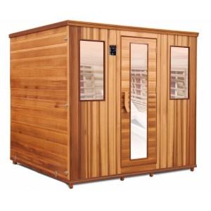 HM_XSE_6CD Sauna Infrarouge