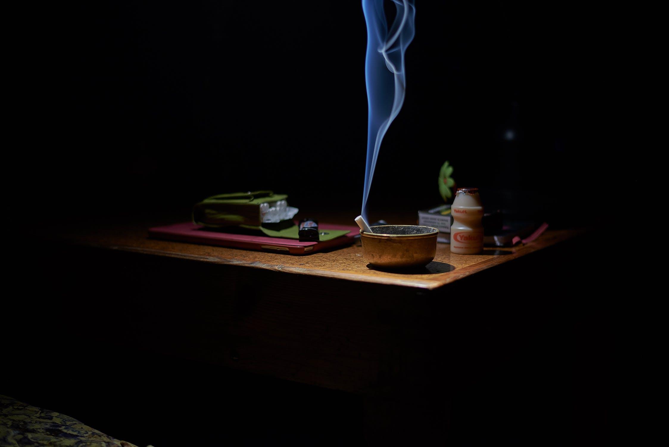 8 วิธีเลิกบุหรี่