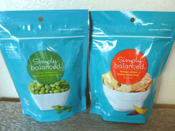 freeze dried snacks