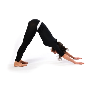 use yoga to get rid of belly fat