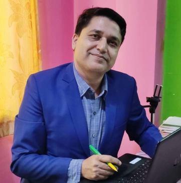 ✍ Dr Kshitij Barakoti, Mental health, Yoga, Naturopathy