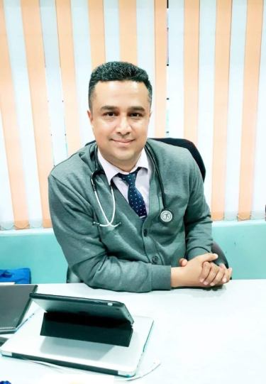 Dr Tara Koirala Senior, Specialist, Diabetes, Thyroid and Hormone Disease
