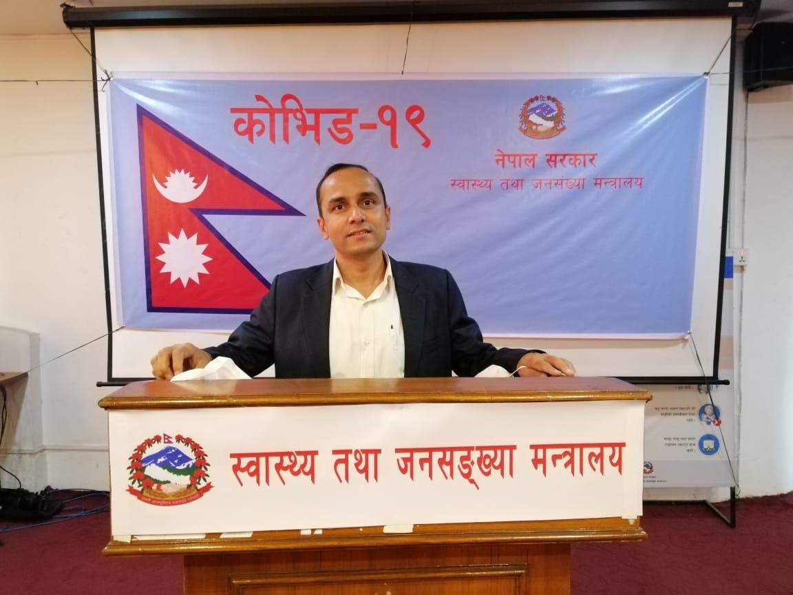 Dr.samir Kumar Adhikari