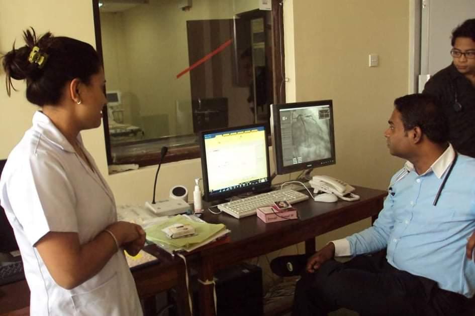 पाटनका उदयमान मुटु रोग विशेषज्ञ डा.कुनाल बिक्रम शाहको अनुभव
