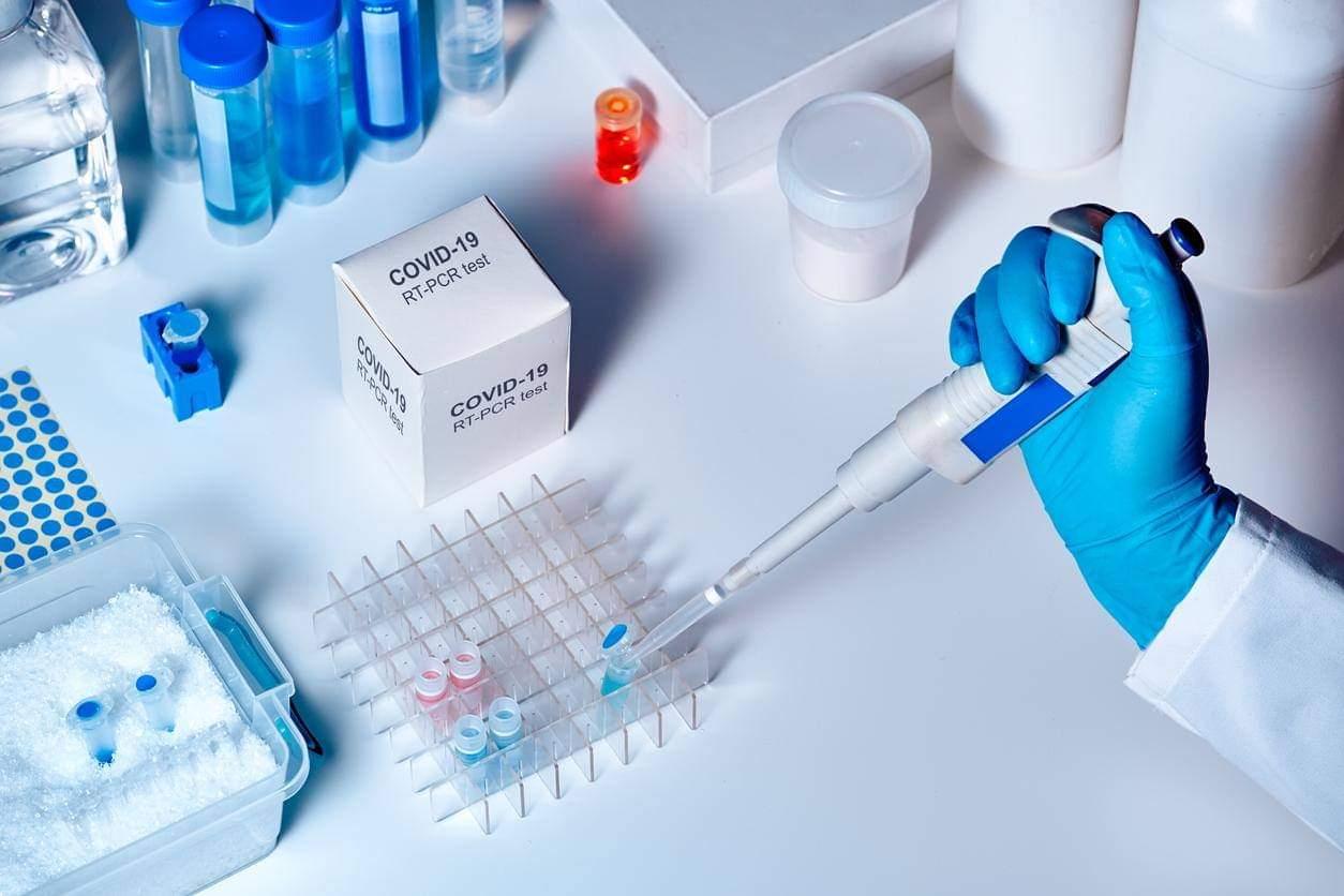 COVID19 PCR Test Kit