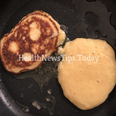 Gluten Free Coconut Pancake (Low Carb)