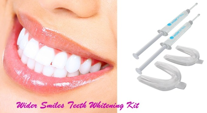 Wider Smiles Teeth Whitening