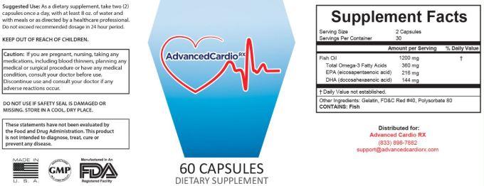 Advanced CardioRX