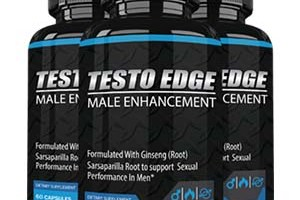 Testo Edge Male Enhancement