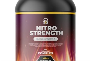 Nitro Strength Muscle