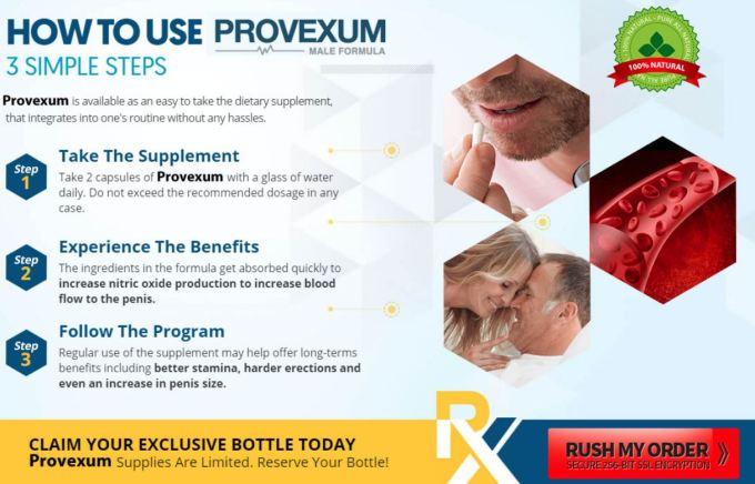 Provexum Male Enhancement Formula UK